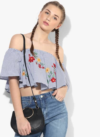 9681a7bc59 Forever 21 Tube Tops - Buy Forever 21 Tube Tops online in India