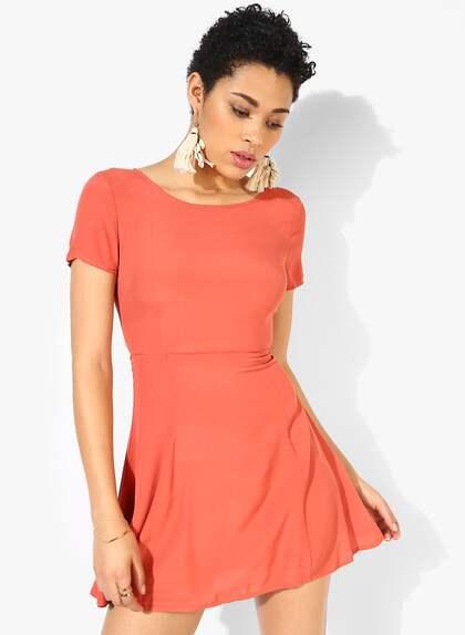 0386c86e25f Skater Dress - Buy Latest Skater Dresses Online in India