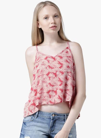 1e8a0855099 Forever 21 Red Tops - Buy Forever 21 Red Tops online in India