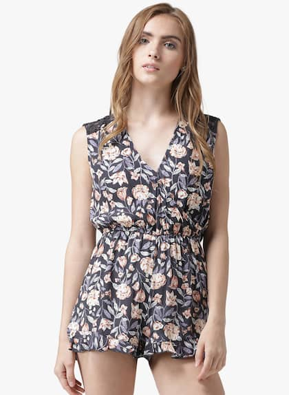 d6dfb2596f79 Forever 21 Jumpsuit - Buy Forever 21 Jumpsuit online in India
