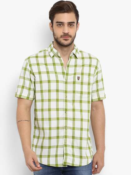 590363eaff Mufti Shirts - Buy Mufti Shirt For Men Online in India