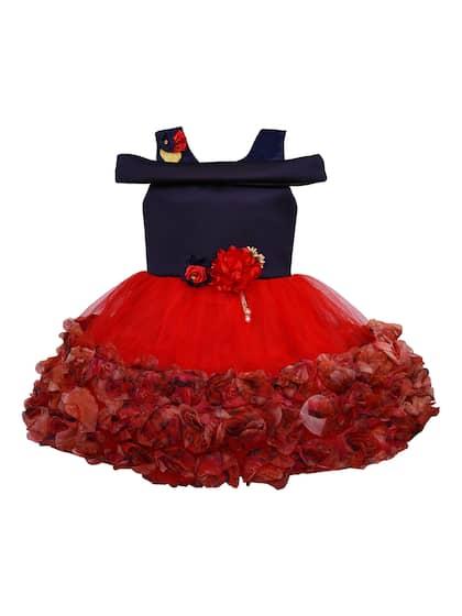 ce81b9c99 Girls Dresses - Buy Frocks & Gowns for Girls Online | Myntra