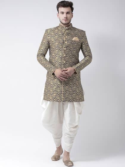 532b2defaf Sherwani - Buy Sherwani for Men   Kids Online in India