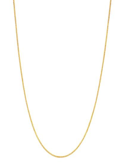 Mia by Tanishq 14KT Yellow Gold Chain