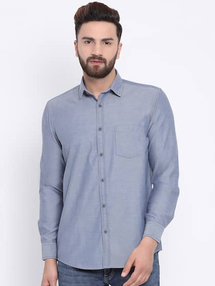 f99fd25f650aad Shirts - Buy Shirts for Men, Women & Kids Online in India | Myntra