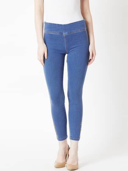 9830abbbd5c570 Tight Jeggings - Buy Tight Jeggings online in India