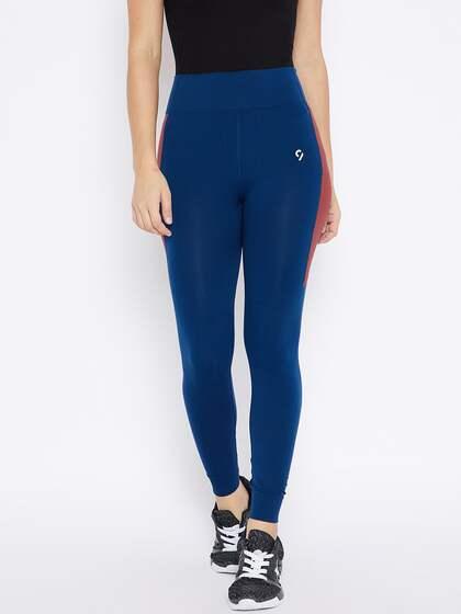 5fe276e29d74 C9. Women Slim-Fit Joggers