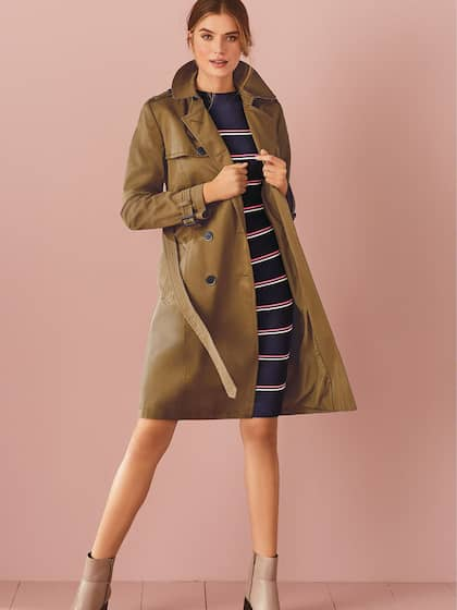 314101d82 Coats for Women - Buy Women Coats Online in India | Myntra