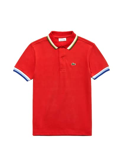 dc2862f020e1b3 Lacoste T-Shirts - Buy T Shirt from Lacoste Online Store