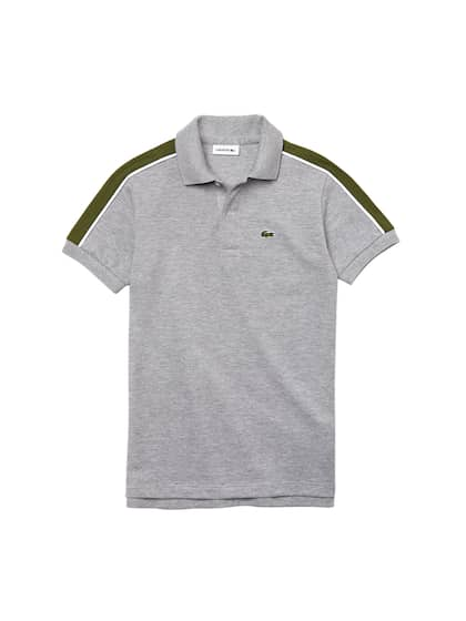 ced35ae0dc3f Lacoste T-Shirts - Buy T Shirt from Lacoste Online Store | Myntra