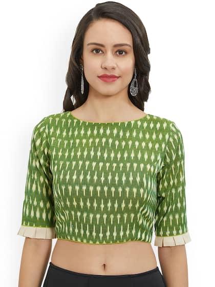 0c446173555de Blouses - Shop for Designer Blouse Online in India