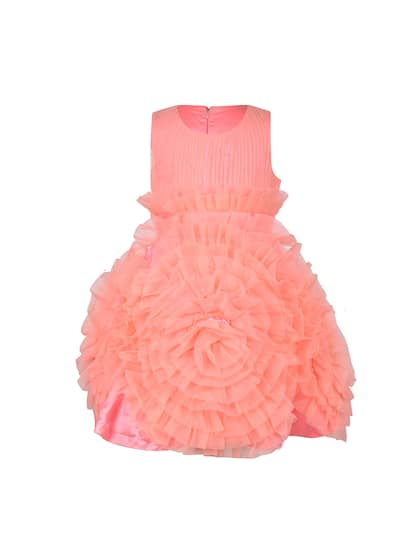 6a4eaa714d5 Kids Party Dresses - Buy Partywear Dresses for Kids online | Myntra