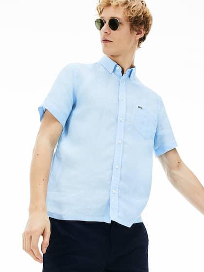 6134b8e750f1e7 Lacoste Shirts - Buy Lacoste Shirt For Men   Boys Online