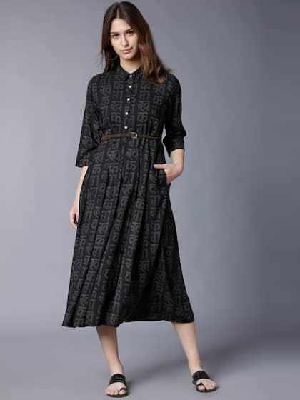 07181800fc Shirt Dress - Buy Shirt Dress online in India
