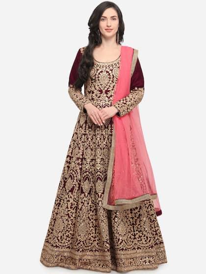5cde427ce40 Dress Materials - Buy Ladies Dress Materials Online in India