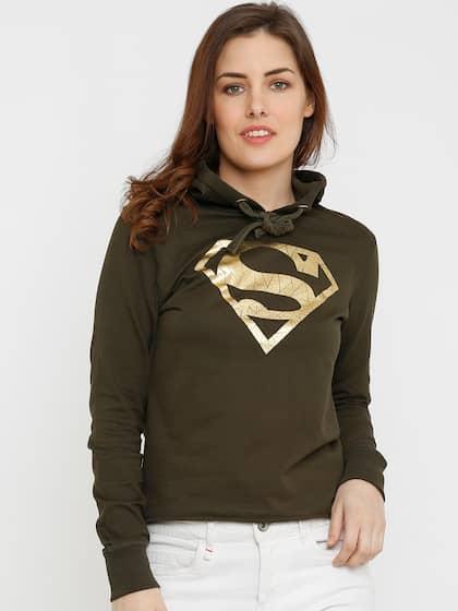 b6a75aec4 Sweatshirts for Women - Buy Ladies   Women s Sweatshirts Online