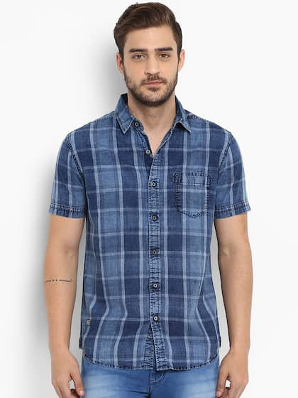 5fb16b0f4b Mufti Shirts - Buy Mufti Shirt For Men Online in India