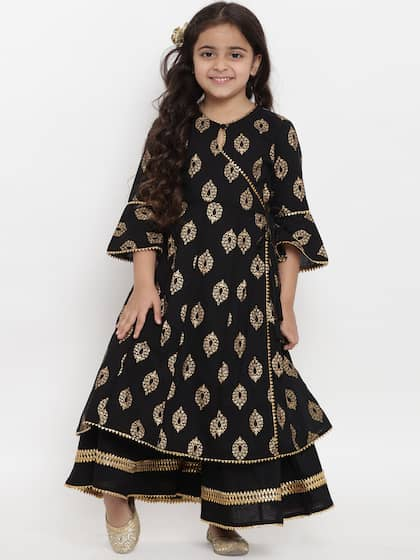 Girls Clothes - Buy Girls Clothing Online in India | Myntra