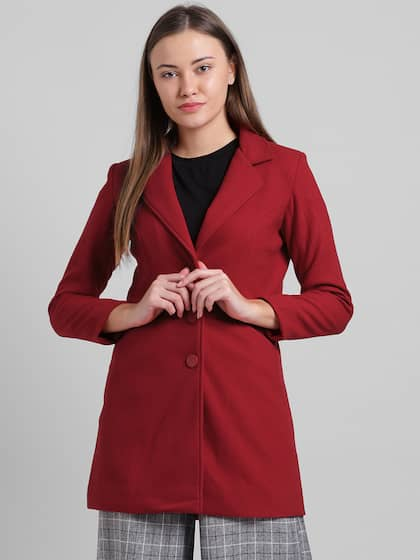 09b4cf08b9 Jackets for Women - Buy Casual Leather Jackets for Women Online