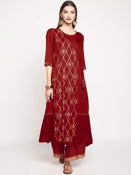 c55492c52f54 Angrakha Kurtas - Buy Angrakha Kurtas online in India