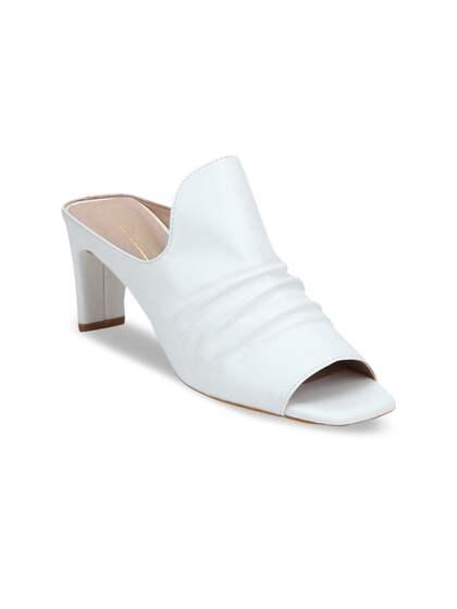 0dd011fe024c Peep Toe Heels - Buy Peep Toe Heels Online in India