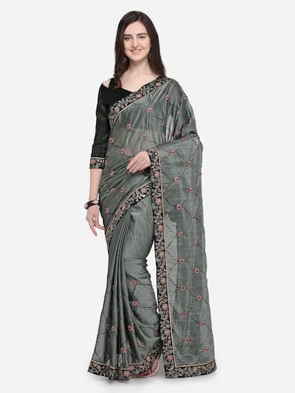 9806211f29 Chiffon Saree - Buy Elegant Chiffon Sarees online - Myntra