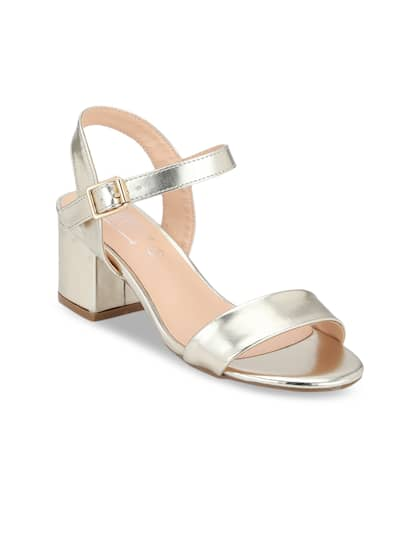 3473ad9bbec Silver Heels - Buy Silver Heels Online in India