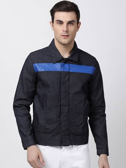 79820b8581b Blue Saint Jackets - Buy Blue Saint Jackets online in India