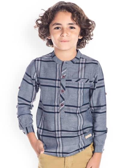 8984ea930a6e9 Boys Clothing - Buy Latest   Trendy Boys Clothes Online