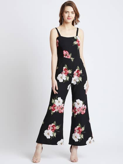53cb6fc7e39b Printed Jumpsuit - Buy Printed Jumpsuit online in India