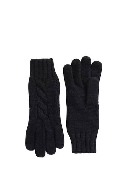 49b647889aa3de next. Women Solid Gloves. Sizes  Onesize
