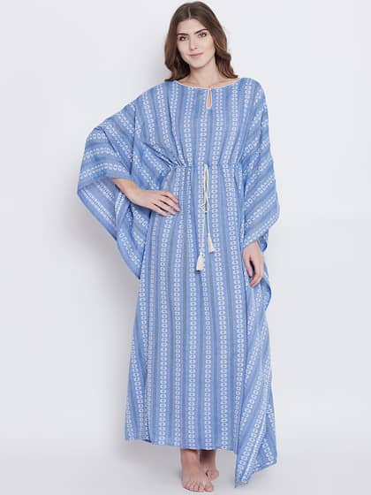 42d632e8430 Cotton Nightdresses - Buy Cotton Nightdresses Online in India