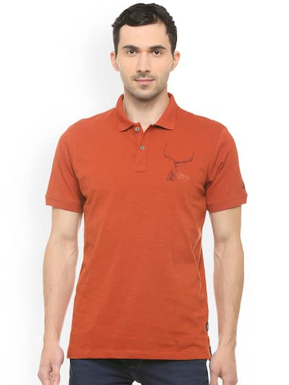 2d200ccd Rust Tshirts - Buy Rust Tshirts online in India