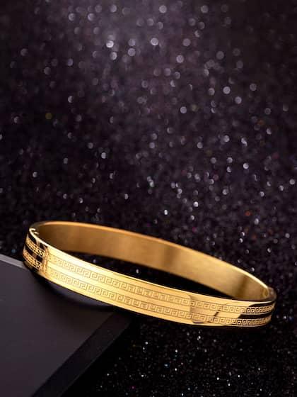 1ba31133d8a00 Mens Bracelets - Buy Bracelet for Men Online   Myntra