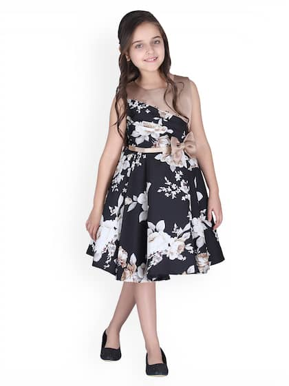 43689f1fe Kids Party Dresses - Buy Partywear Dresses for Kids online | Myntra