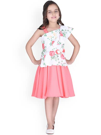 6fb40341028 Girls Dresses - Buy Frocks   Gowns for Girls Online