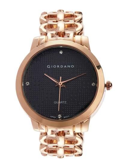 59c37b7edef Black Metal Watches - BuyBlack Metal Watches online in India