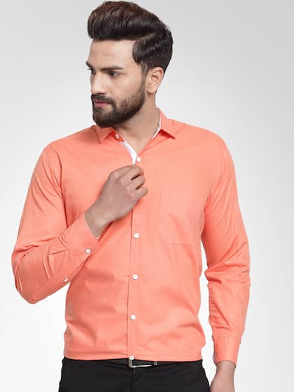 Formal Shirts for Men - Buy Men s Formal Shirts Online  3f98482fa2bc