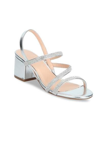 e2999d3a53d08 Silver Heels - Buy Silver Heels Online in India