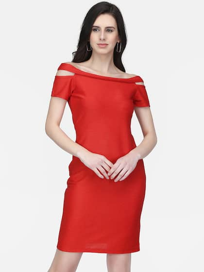 736a85f1ed Off Shoulder Dress - Buy Off Shoulder Dresses Online