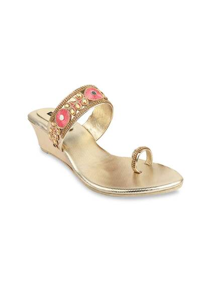 d54e47f1f346 Shoetopia. Women Embellished Sandals