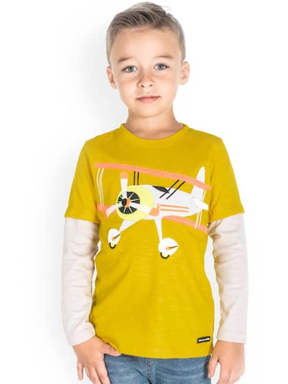 a4371212e Kids T shirts - Buy T shirts for Kids Online in India Myntra