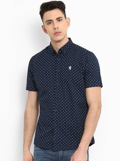 78dbe42067 Casual Shirts for Men - Buy Men Casual Shirt Online in India
