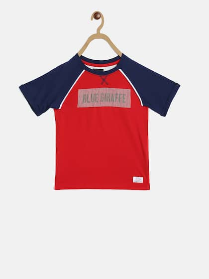 Boys T shirts - Buy T shirts for Boys online in India