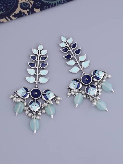 4be651cb9eba7a Earrings - Buy Earring for Women & Girls Online in India | Myntra