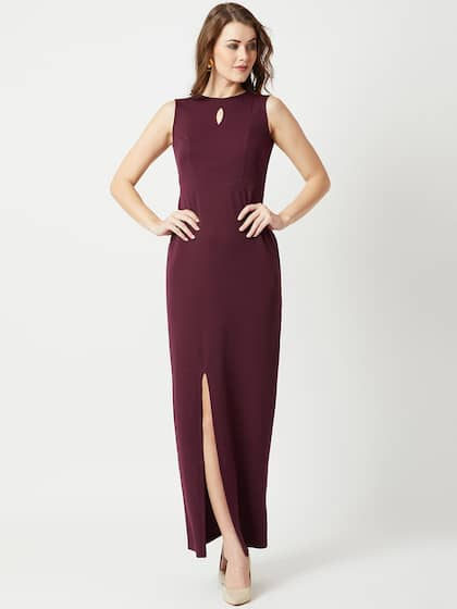 03b942748d5c35 Long Dresses - Buy Maxi Dresses for Women Online in India - Upto 70% OFF