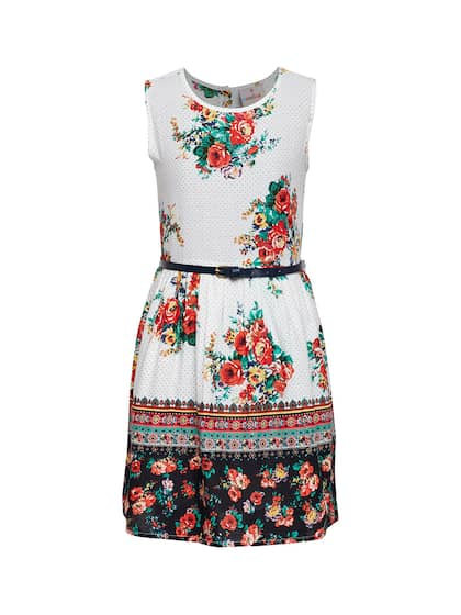 5aef7f611745 Girls Dresses - Buy Frocks   Gowns for Girls Online