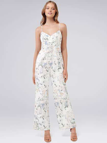 5e143c12cd9 Forever New Jumpsuit - Buy Forever New Jumpsuit online in India