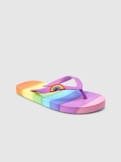 0e04a4bf5a9c Girls Flip Flops- Buy Flip Flops for Girls online in India