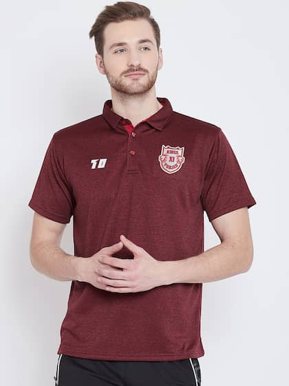 4e2bdc54 Football Jerseys - Buy Football Jersey Online in India | Myntra